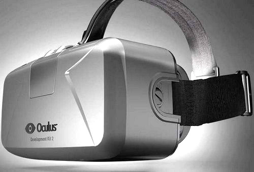 Samsung préparerait un casque virtuel comme l'Oculus Rift.