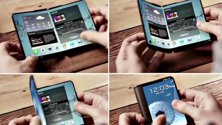 Samsung va enfin dévoiler ses écrans étirables