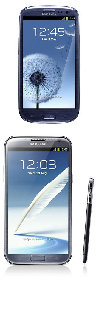Samsung remporte deux trophées BusinessMobile