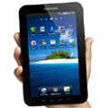 Samsung veut concurrencer l'iPad avec sa tablette Galaxy Tab