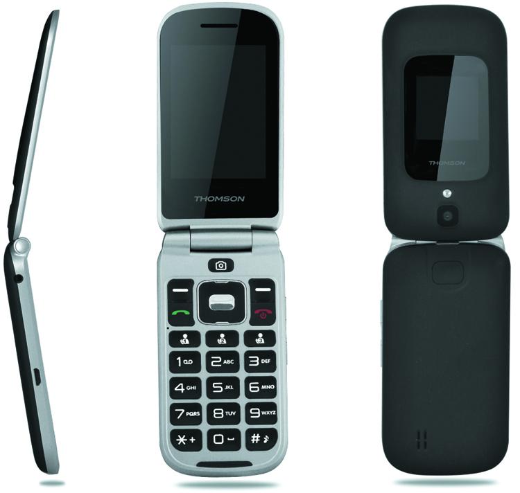 telephone mobile a clapet. Black Bedroom Furniture Sets. Home Design Ideas