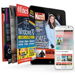 SFR inclut 6 mois d'abonnement à Libération avec l'Extra LeKiosk
