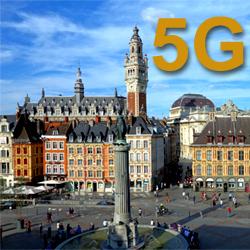 SFR, Bouygues Telecom et Free ouvrent leur réseau 5G à Lille