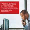 SFR dévoile son nouveau Pack Business Entreprises