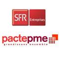 SFR Entreprises signe le Pacte PME