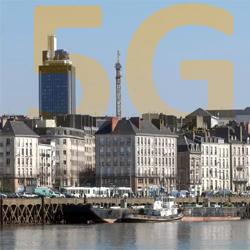 SFR et Bouygues Telecom viennent d'ouvrir leur réseau 5G en 3,5 GHz à Nantes