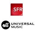 SFR et Universal Music lancent OFF.tv