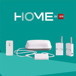 La solution de chauffage intelligent de Home by SFR