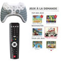 SFR lance sa 1ère offre de jeu à la demande pour ses abonnés neufbox TV HD