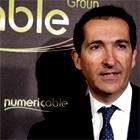 SFR-Numéricable : Drahi, le patron d'Altice, détaille son projet en France