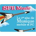 SFR : première plateforme de musique mobile en France
