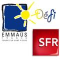 SFR s'engage dans un partenariat avec Emmaüs Défi