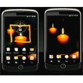 Smartphones Android : Orange lance Orange Gestures et Live Wallpapers