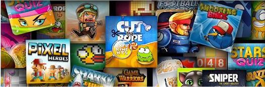 Snack Games, l'application qui permet d'accéder à plus de 300 jeux mobiles