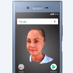 Sony lance le nouveau Xperia XZ1 doté d'une technologie capable de numériser en 3D