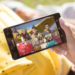Sony lance l'Xperia C4