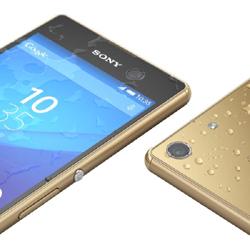 Les smartphones Xperia C5 Ultra et M5 de Sony
