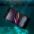 Sony Mobile Xperia Z Ultra, un smartphone grand �cran full HD qui va dans l'eau