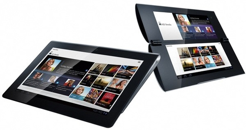 Sony officialise deux tablettes tactiles sous Android 3.0