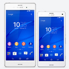 Sony renouvelle sa s�rie Xperia Z3 et Z3 Compact