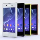 Sony Xperia E3 : un smartphone 4G pr�vu pour octobre