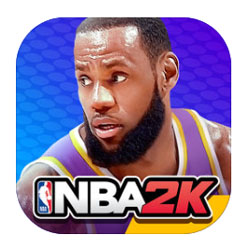 Sortie mondiale de NBA 2K Mobile sur iPhone