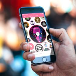 SoundR propose une nouvelle manière d'explorer sa musique