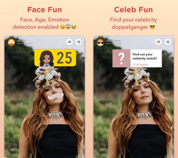 Sprinkles : une application similaire à Snapchat signée Microsoft
