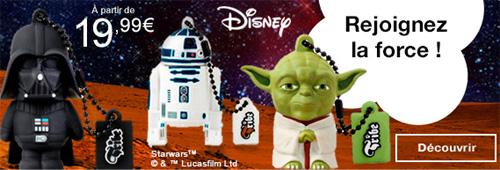 Star Wars 7 : la force se réveille dans la boutique en ligne d'Orange
