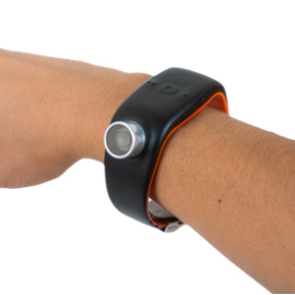 Sunu, le bracelet connecté pour aveugles