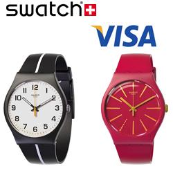 Swatch et Visa : deux géants s'allient pour la montre paiement mobile