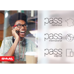 Syma Mobile étoffe sa gamme de Pass à l'occasion de la rentrée
