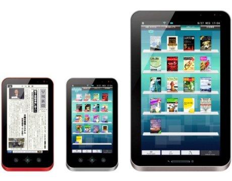 Tablette tactile : Sharp annonce l'arrêt de sa gamme Galapagos