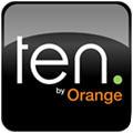 """Ten int�gre Orange et lance sa gamme """"tout illimit�"""""""