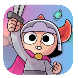 The Swords of Ditto : action RPG sur Android et iOS