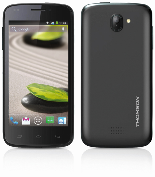 Thomson présente son premier téléphone certifié Google