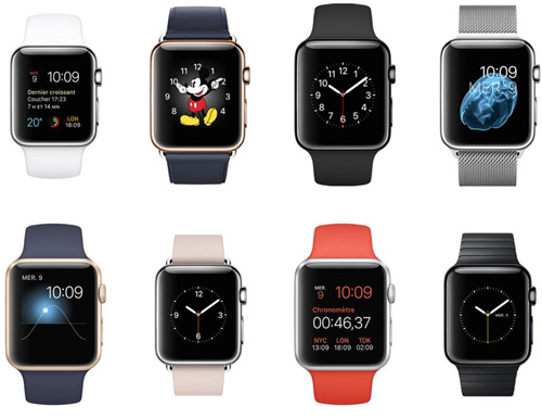 Tim Cook imagine un bel avenir pour l'Apple Watch