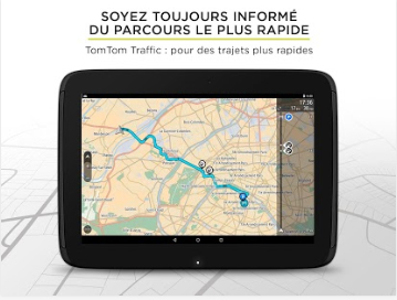 TomTom lance TomTom GO Mobile pour Android