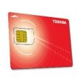 Toshiba lance ses premi�res cartes SIM avec module NFC
