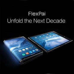 Un fabricant chinois commercialise le premier smartphone pliable