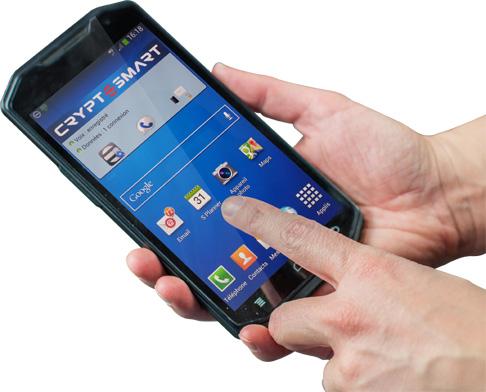 Fieldbook Secure : un smartphone français sécurisé