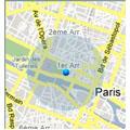 Un système de géolocalisation pour les mobiles dépourvus de puce GPS