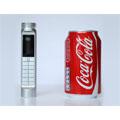 Un téléphone mobile qui fonctionne avec des boissons sucrées