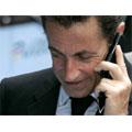 Un téléphone ultra sécurisé pour le président Sarkozy