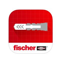 Fischer, une application pour choisir le bon système de fixation