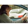 Une automobiliste allemande prise en flagrant délit de conférence téléphonique, avec deux mobiles...