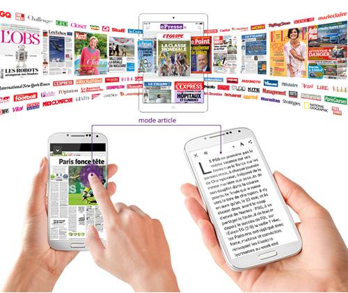 Orange lance une offre de presse numérique avec ePresse.fr