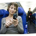 Une solution permettant de téléphoner en avion sans frais de roaming