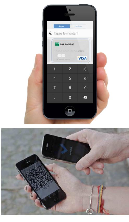 Une start-up Internet française veut révolutionner l'usage de la carte bancaire via le mobile