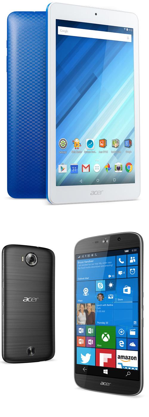 une tablette android 8 pouces et un smartphone liquid jade primo pc chez acer. Black Bedroom Furniture Sets. Home Design Ideas